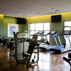Movenpick Hotel Jumeirah Beach фитнесс-зал фото 2