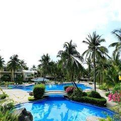 Отель Palm Beach Resort&Spa Sanya бассейн фото 3