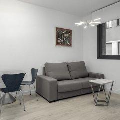 Апартаменты Sansebastianforyou San Telmo Apartment Сан-Себастьян комната для гостей фото 5