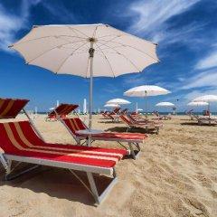 Hotel Lagomaggio пляж