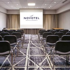 Отель Novotel West Манчестер помещение для мероприятий фото 2