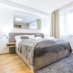 Отель SKY9 Apartments Margareten Австрия, Вена - отзывы, цены и фото номеров - забронировать отель SKY9 Apartments Margareten онлайн комната для гостей фото 2