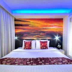 Отель Aspira Skyy Sukhumvit 1 Бангкок комната для гостей фото 3