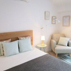 Отель LH La Latina Испания, Мадрид - отзывы, цены и фото номеров - забронировать отель LH La Latina онлайн комната для гостей фото 4