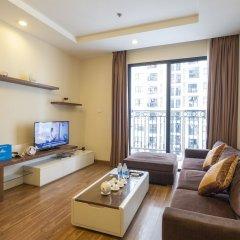 Апартаменты Bayhomes Times City Serviced Apartment комната для гостей фото 5