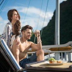 Отель Paradise Luxury Sails Cruise бассейн