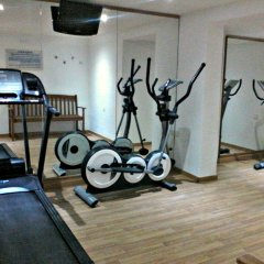 Hotel Santana фитнесс-зал