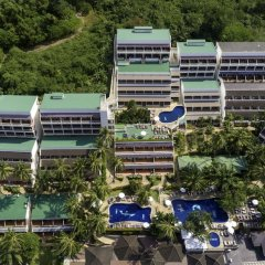 Отель Best Western Phuket Ocean Resort Пхукет приотельная территория
