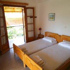 Отель Villa Xenos Греция, Закинф - отзывы, цены и фото номеров - забронировать отель Villa Xenos онлайн комната для гостей фото 3