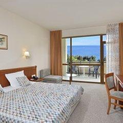 Отель Sol Nessebar Mare Hotel - Все включено Болгария, Несебр - 8 отзывов об отеле, цены и фото номеров - забронировать отель Sol Nessebar Mare Hotel - Все включено онлайн комната для гостей фото 4