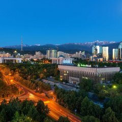 Гостиница InterContinental Almaty фото 6