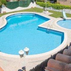 Отель Manila Houses C-2 бассейн фото 2