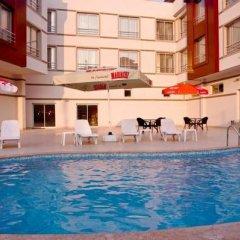 Tuna Hotel Турция, Атакой - отзывы, цены и фото номеров - забронировать отель Tuna Hotel онлайн бассейн