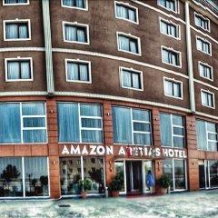 Amazon Aretias Hotel Турция, Гиресун - отзывы, цены и фото номеров - забронировать отель Amazon Aretias Hotel онлайн вид на фасад