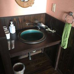 Отель Yumoto Miyoshi Япония, Беппу - отзывы, цены и фото номеров - забронировать отель Yumoto Miyoshi онлайн ванная фото 2