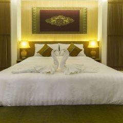 Отель Hamilton Grand Residence сейф в номере