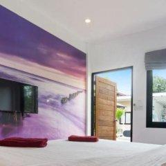 Отель Samui Backpacker Hotel Таиланд, Самуи - отзывы, цены и фото номеров - забронировать отель Samui Backpacker Hotel онлайн удобства в номере фото 2