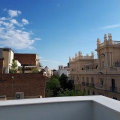 Отель One Shot Fortuny 07 Мадрид балкон