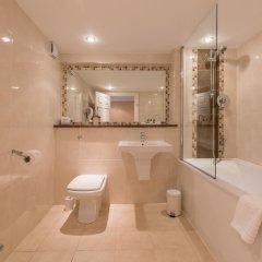 Sherbrooke Castle Hotel ванная