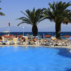 Отель Hydros Club Кемер бассейн