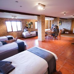 Отель Surf Lodge South Africa фитнесс-зал фото 3