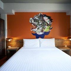 Отель Cacha Hotel Таиланд, Бангкок - 1 отзыв об отеле, цены и фото номеров - забронировать отель Cacha Hotel онлайн комната для гостей фото 4