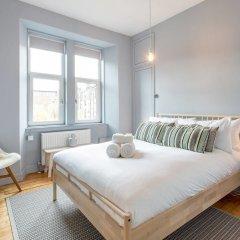 Апартаменты Ultra Stylish City Centre 1-bedroom Apartment Глазго комната для гостей фото 2