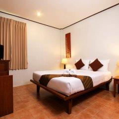 Отель Eden Bungalow Resort комната для гостей