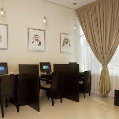 Отель Holiday Inn Express Dubai, Internet City интерьер отеля