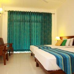 Отель Samwill Holiday Resort Шри-Ланка, Катарагама - отзывы, цены и фото номеров - забронировать отель Samwill Holiday Resort онлайн комната для гостей фото 2