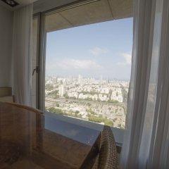 Отель Bird view Home Рамат-Ган комната для гостей фото 5