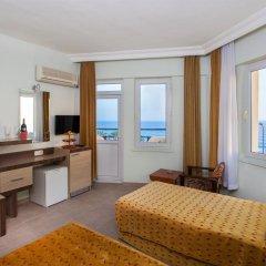 Kleopatra Beach Hotel - All Inclusive комната для гостей фото 2