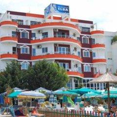 Отель Elba Албания, Дуррес - отзывы, цены и фото номеров - забронировать отель Elba онлайн пляж фото 2