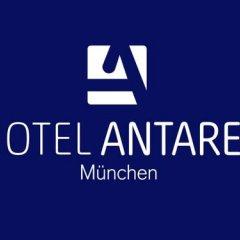 Hotel Antares городской автобус