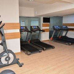 Parion Hotel Турция, Канаккале - отзывы, цены и фото номеров - забронировать отель Parion Hotel онлайн фитнесс-зал