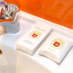 Гостиница Аватар ванная фото 2