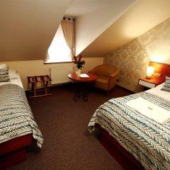 Отель ROUDNA Пльзень комната для гостей фото 3