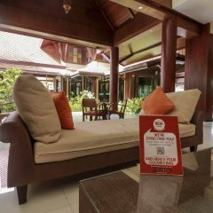 Отель Nipa Resort гостиничный бар
