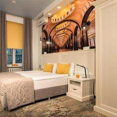 Апарт-Отель Наумов Лубянка Стандартный номер с двуспальной кроватью фото 21