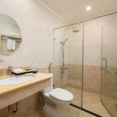 Отель Hanoi Garden Hotel Вьетнам, Ханой - отзывы, цены и фото номеров - забронировать отель Hanoi Garden Hotel онлайн ванная фото 2