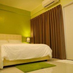 Don Mueang Airport Modern Bangkok Hotel комната для гостей