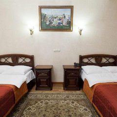 Отель Gentalion Москва сейф в номере