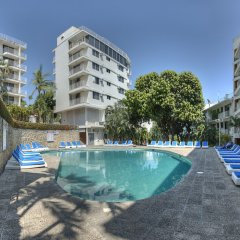 Отель Alba Suites Acapulco Мексика, Акапулько - отзывы, цены и фото номеров - забронировать отель Alba Suites Acapulco онлайн бассейн фото 3