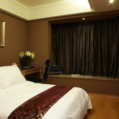 Отель Dan Executive Apartment Guangzhou Китай, Гуанчжоу - отзывы, цены и фото номеров - забронировать отель Dan Executive Apartment Guangzhou онлайн комната для гостей фото 4