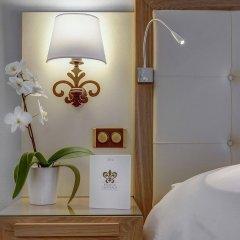 Отель Les Sources Des Alpes удобства в номере