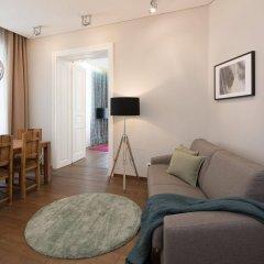 Апартаменты Rafael Kaiser Premium Apartments Вена комната для гостей фото 3