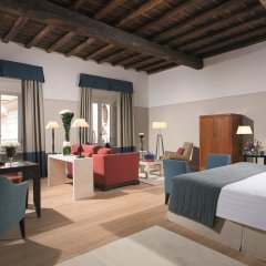 Grand Hotel De La Minerve комната для гостей фото 3