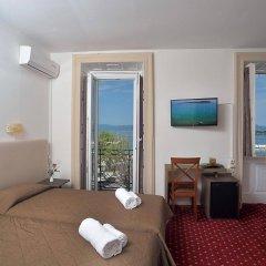 Отель Konstantinoupolis Hotel Греция, Корфу - отзывы, цены и фото номеров - забронировать отель Konstantinoupolis Hotel онлайн комната для гостей