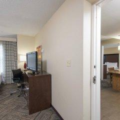 Отель Homewood Suites Columbus, Oh - Airport Колумбус удобства в номере