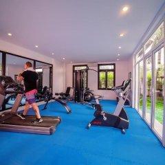 Отель Hoi An Beach Resort фитнесс-зал